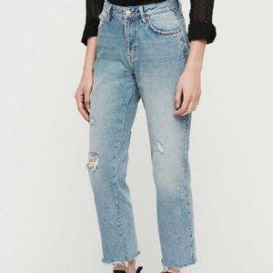All Saints Ava Stud Jeans